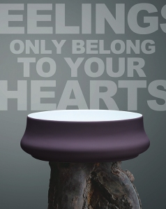Servant med silikon i fargen purple