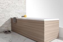 BADEKAR paneler LYS Driftwood 3