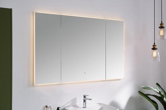LECCE 3-delt Speil 1
