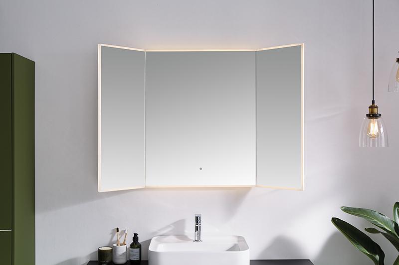 LECCE 3-delt Speil 2